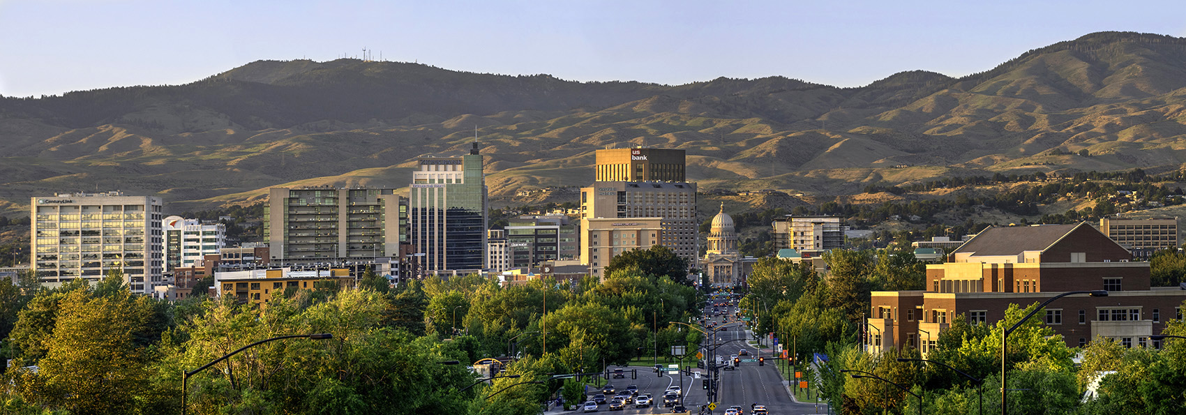 Boise, Idaho Downtown Photo