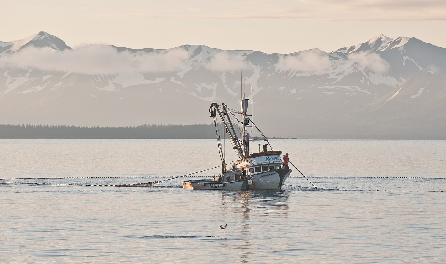 Alaska commercial fishing photos