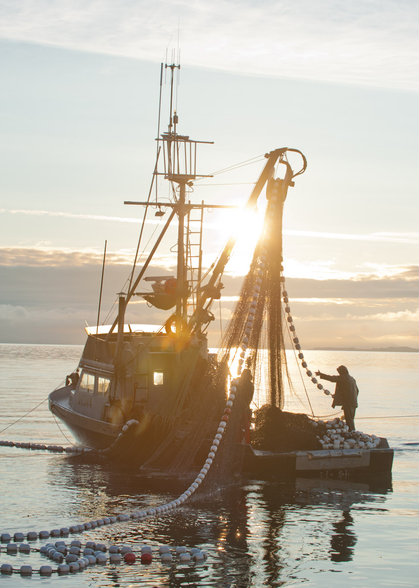 Alaska commercial fishing, Boise Idaho commercial photographer
